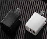 Elite 2USB Travel Charger